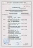 Скачать приложение к сертификату на халаты женские и мужские
