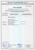 Скачать приложение к сертификату на трубы стальные водогазопроводные
