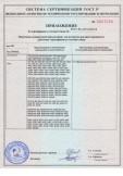 Скачать приложение к сертификату на вентиляторы промышленные: Промышленные вентиляционные устройства, типов: ВУ, МВУ, КВА, ТВУ, БВУ, ПР, ПРВТРР, ВТ, КЦ, РоР