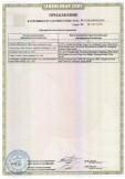 Скачать приложение к сертификату на чайники электрические бытовые, торговой марки «Kitfort»