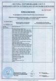 Скачать приложение к сертификату на арматура кабельная