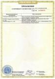 Скачать приложение к сертификату на цифровые фотокамеры торговой марки «FUJIFILM», модель FinePix XP120